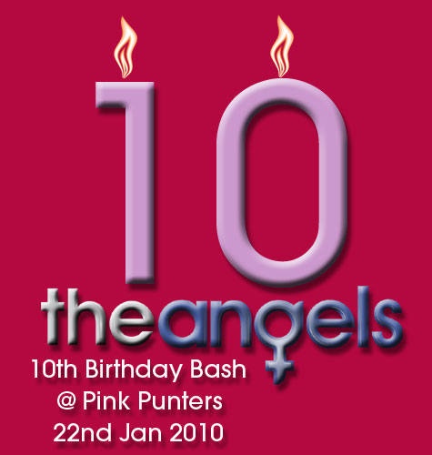 Angels 10th Birthday